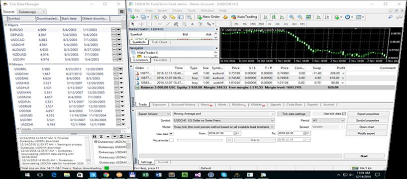 Tick Data Suite